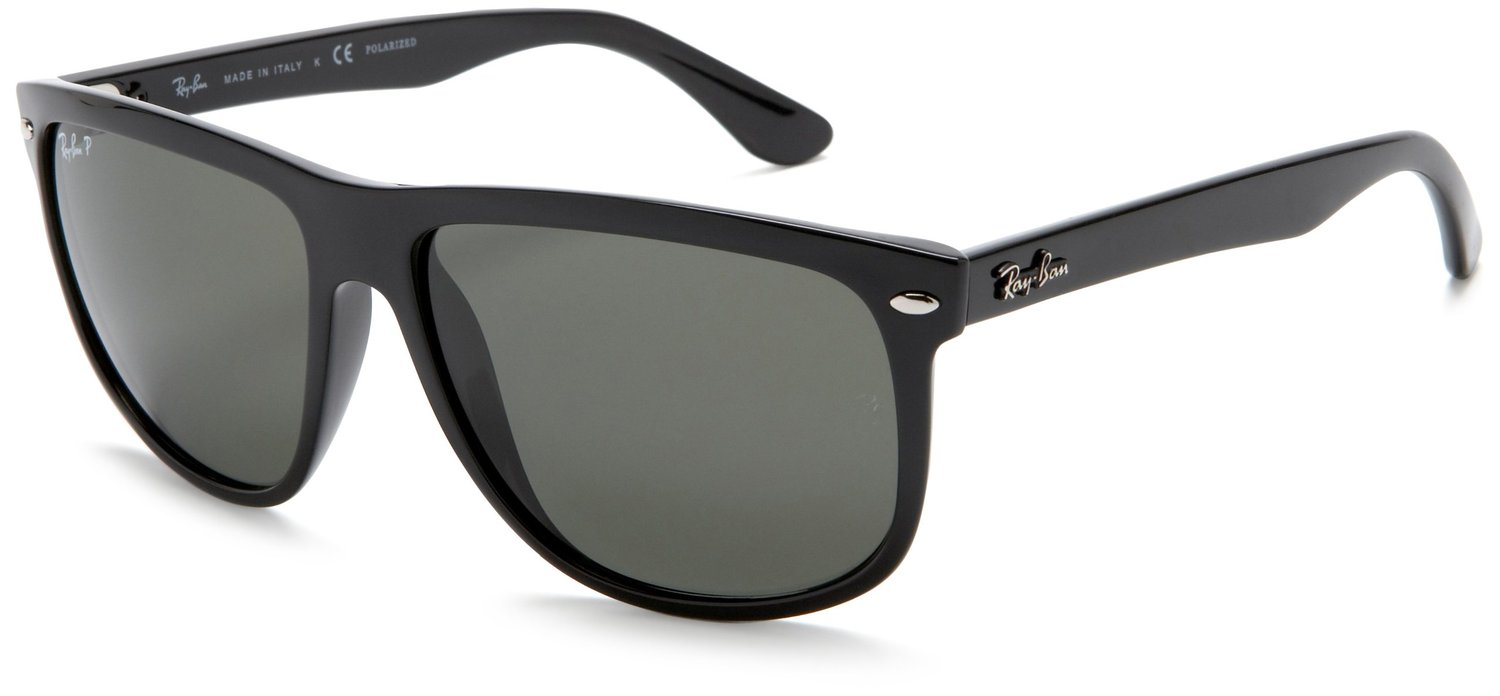 Ray Ban Flat Top Polarized Sunglasses