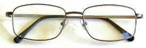 Foster Grant Gideon Folding Rectangular Reading Glasses