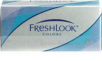 Freshlook once daily contact lenses