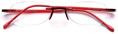Funky Gels Reading Glasses Available in Multiple Colors with Matching Case