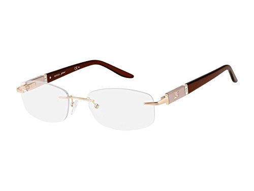 Safilo Glam 94 Metal Gold Eyeglasses