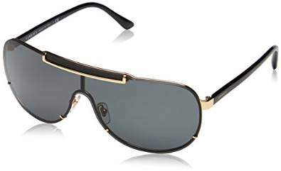 Glorious Gold and Grey Sunglasses