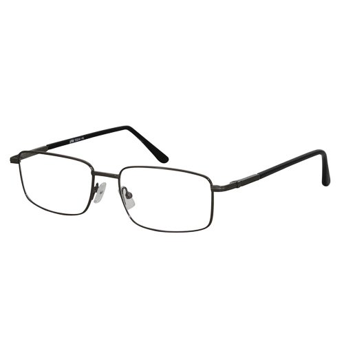 Simple yet stylish Gun Metal Readers