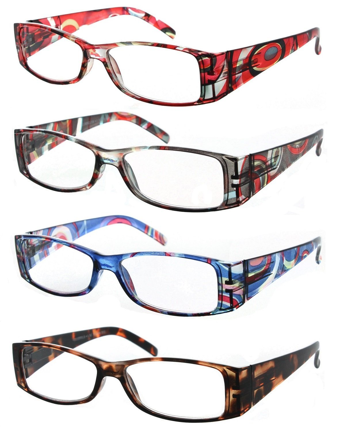 b8096f63893e Brighton Reading Glasses -Cool Funky Fun Reading Glasses