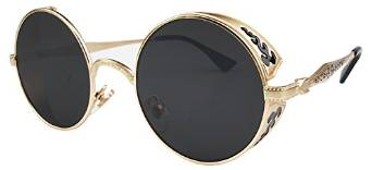 Hippie Retro Style Sunglasses