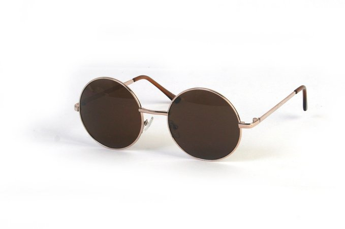 John Lennon Hippie Retro Sunglasses