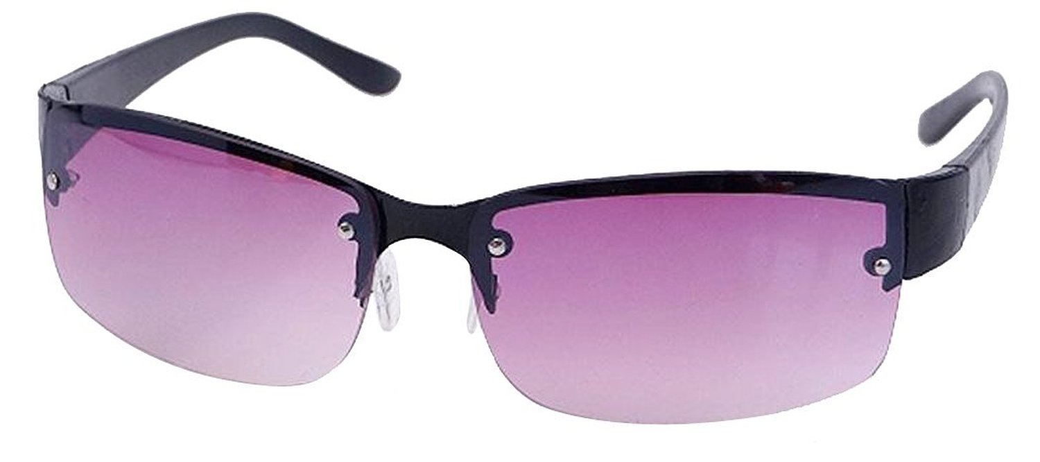 Super Cool New Trend Boutique Upscale Purple Sunglasses