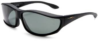 Haven Hunter Black and Gray Sunglasses