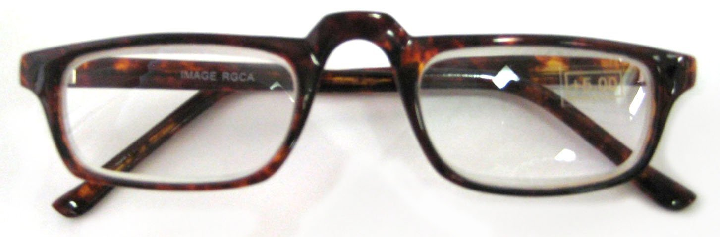 6.00 Strength Reading Glasses by American