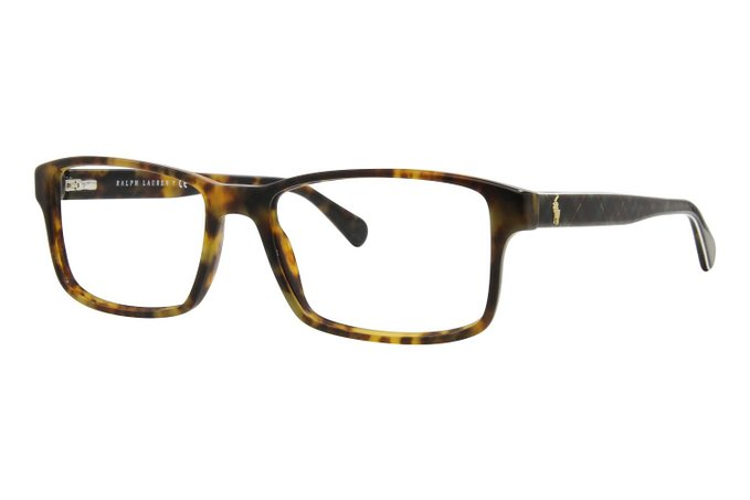 Ralph Lauren Polo PH2123 Vintage Jerry Tortoise Eyeglasses
