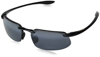 Maui Jim Kanaha Glossy Black Sunglasses