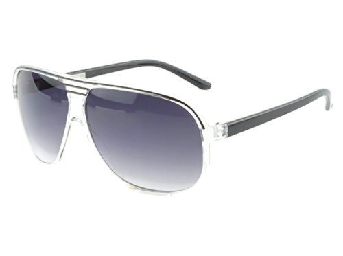 Foster Grant Black and Grey Kerri Sunglasses