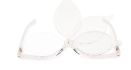 Kikkerland Crystal Clear Acrylic Readers