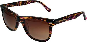 Nine West 001 Black Leopard Eyeglasses