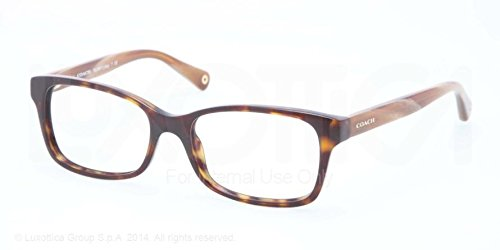 Lovely Libby Dark Tortoise and Light Brown Horn Eyeglasses