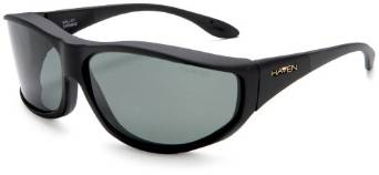 Biscayne Black Sunglasses by Haven