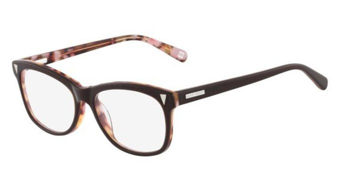 Nine West Brown Marble Eyeglasses