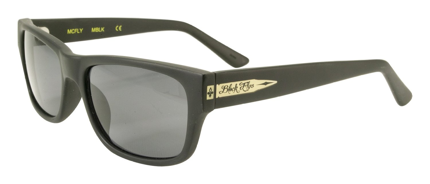 Black Flys McFly Sunglasses
