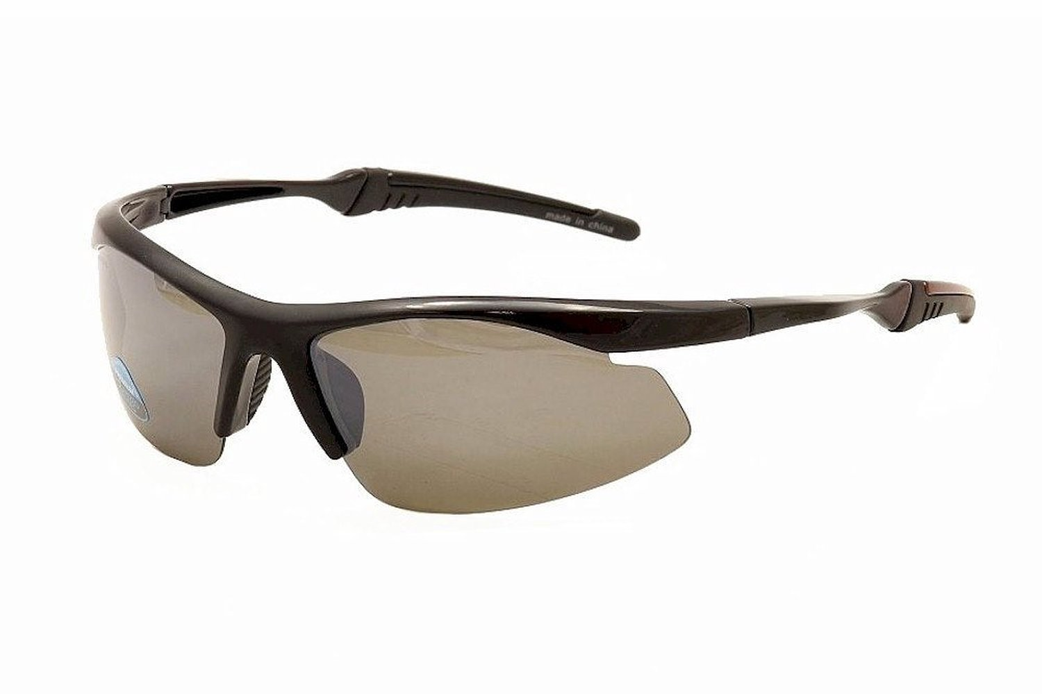 Mens CBC100 Black Sports Sunglasses