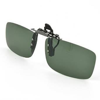 Metal Clip on Sunglasses