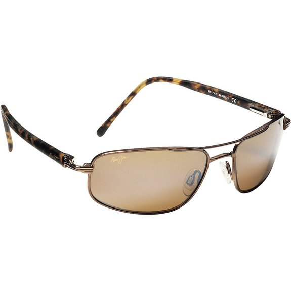 Maui Jim Kahuna Met Copper Sunglasses