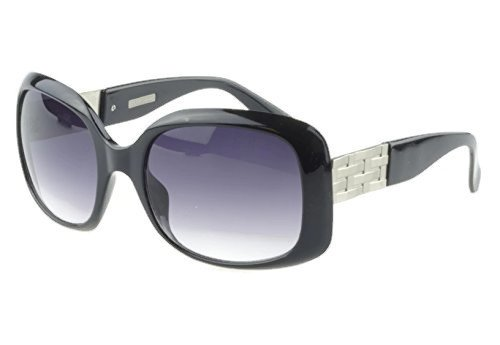 Foster Grant Black and Grey Mica Sunglasses