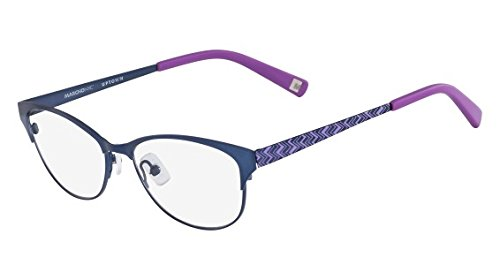 Marchon MRow Teal Eyeglasses
