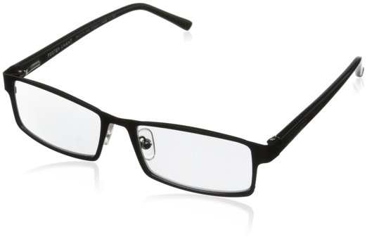Foster Grant Sawyer Mens Rectangular Multifocus Glasses