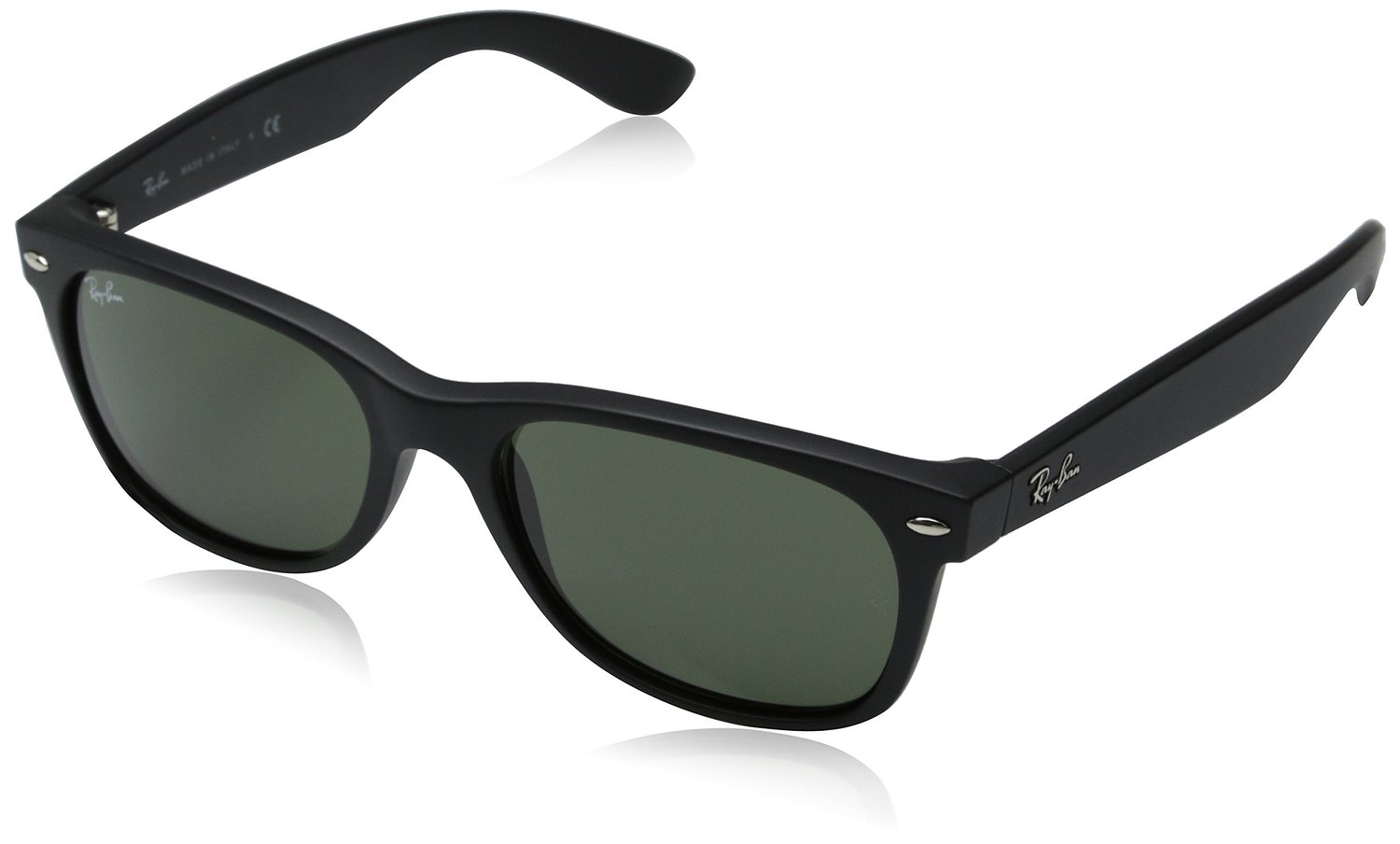 Ray Ban Mens New Wayfarer Sunglasses