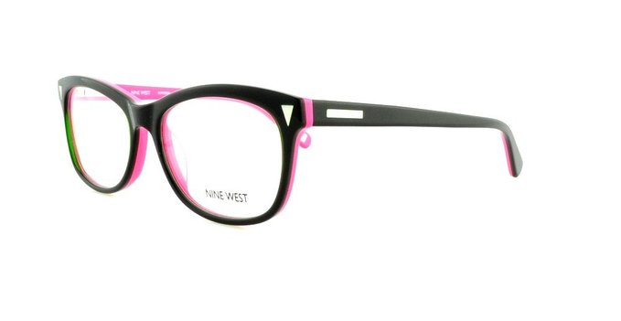 Nine West Emerald Pink Eyeglasses