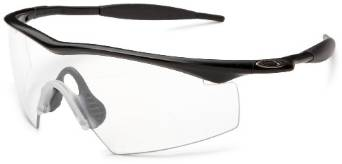 Oakley Black Sunglasses with Grey Lens