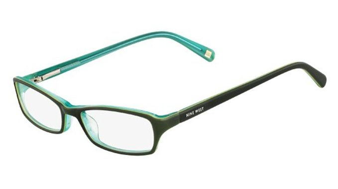Nine West 311 Olive Eyeglasses