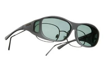 Cocoons Slate Grey Polarized OveRx Sunglasses