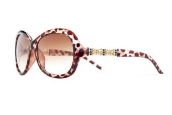 Jimmy Crystal Park Ave Sunglasses for Women