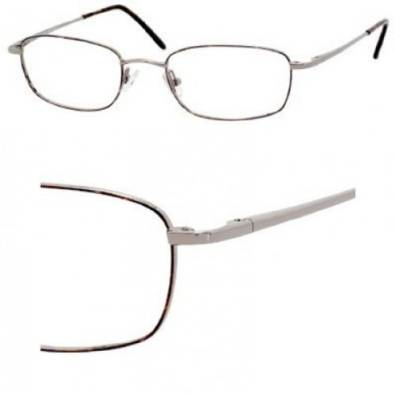 Havana Pewter Glasses