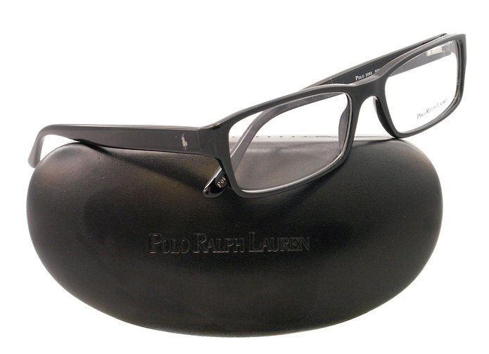 Ralph Lauren Polo PH2065 Shiny Black Eyeglasses