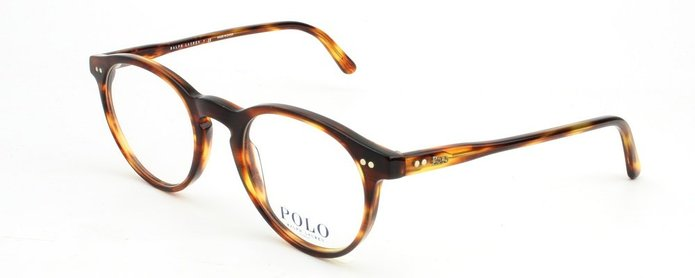 Ralph Lauren Polo PH2083 Striped Frames