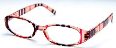 Unique Designer Plaid Reading Glasse