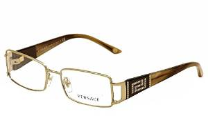 Versace VE 1163B Platinum Eyeglasses