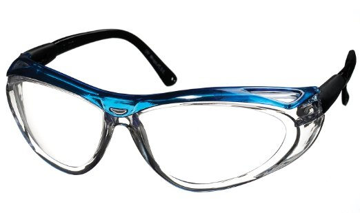 Prestige Medical 5440-blu Small Frame Designer Eyewear