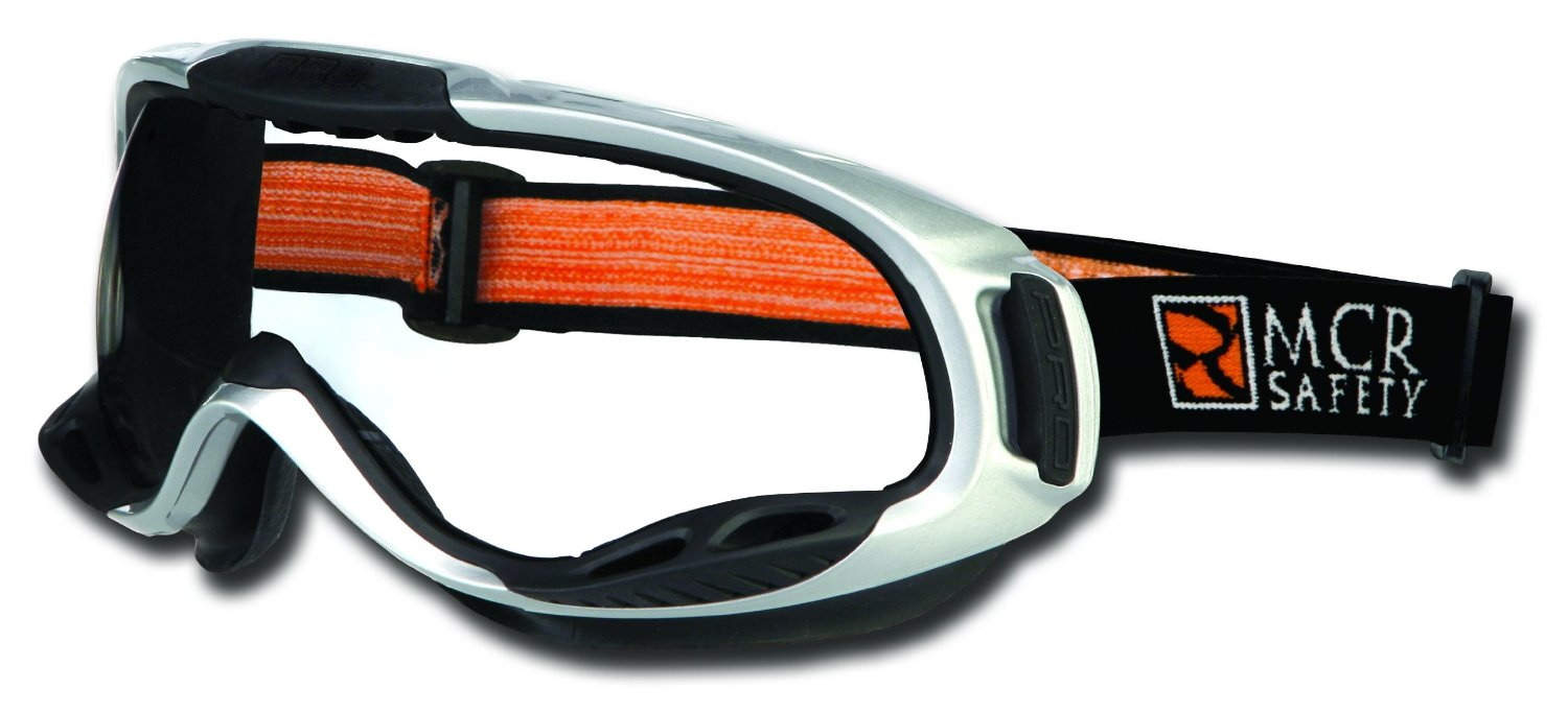 Crews Prograde Safety Goggles