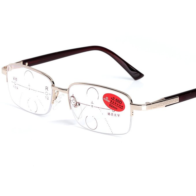 LianSan Progressive Multifocal Reading Glasses