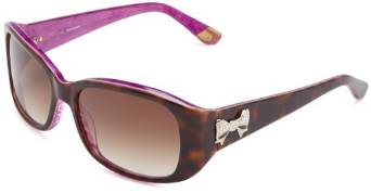 Funky Purple Lennon Sunglasses