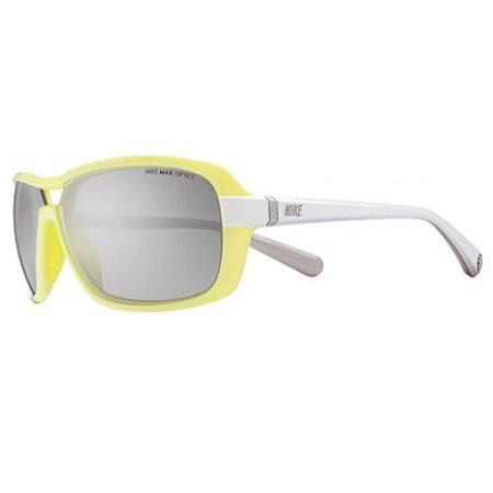 Nike Electric Yellow and White Racer Shades