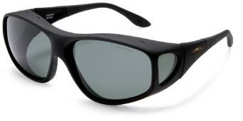 Haven Ranier Black and Gray Sunglasses