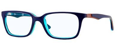 Ray Ban Blue on Azure Eyeglasses for Kids