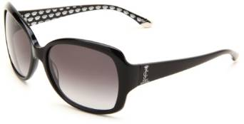 Juicy Couture Radical Rectangular Sunglasses