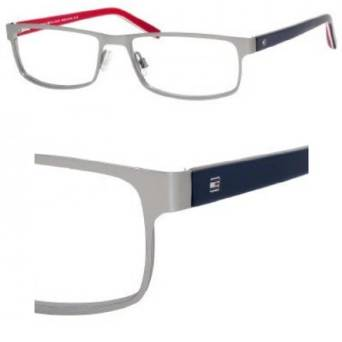 Fendi Black Ruthenium Eyeglasses