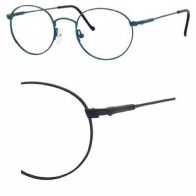 Safilo Team Black Matte Eyeglasses