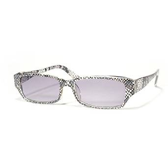 Tinted Translucent Scale Style Readers